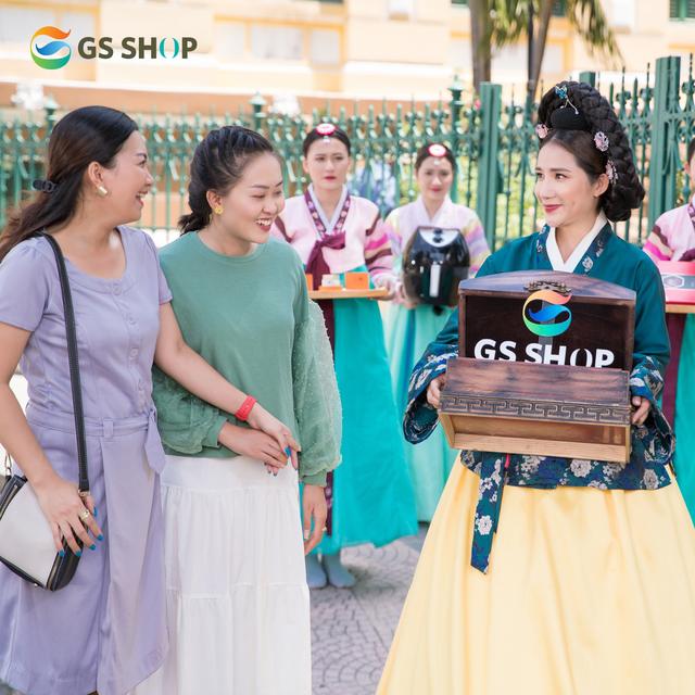GS Shop - thiên đường mua sắm tận tâm, tin cậy dành cho gia đình Việt! - 2