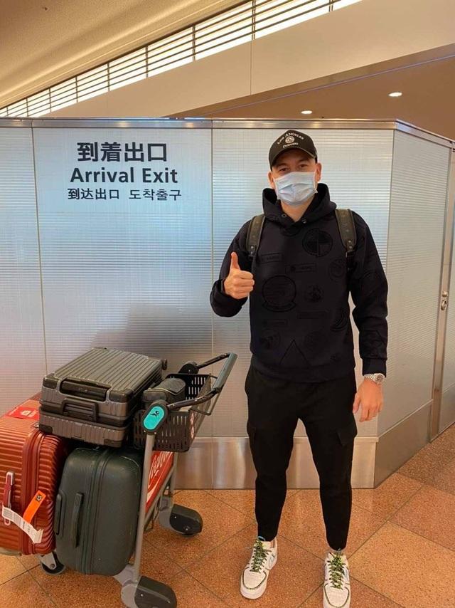 Đang cách ly y tế tại Nhật, Đặng Văn Lâm đăng ảnh động viên chính mình - 4