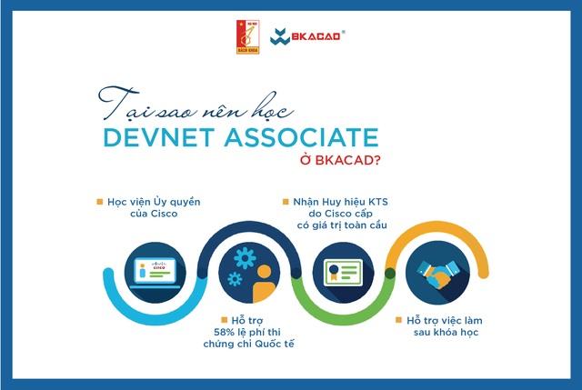 Cisco ủy quyền Học viện Công nghệ BKACAD đào tạo chuyên viên DevNet - 5