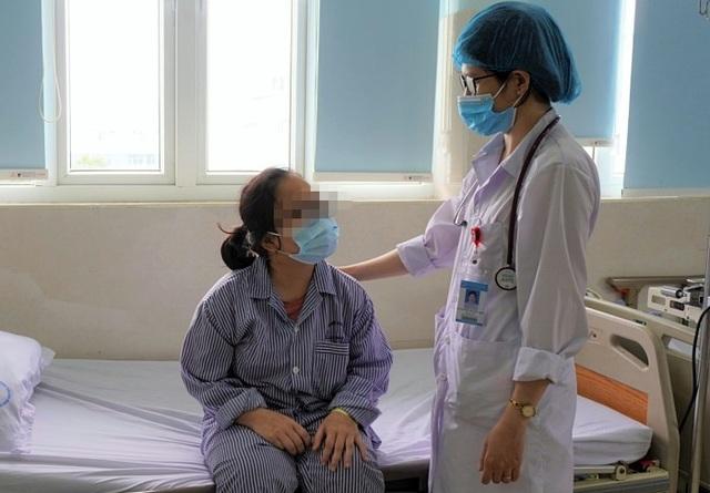 Nữ sinh Hải Phòng mới 17 tuổi đã bị đột quỵ não - 1