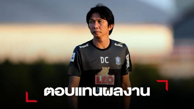 Đội bóng Thái Lan quyết giữ, Dusit khó tái ngộ Kiatisuk tại V-League - 1