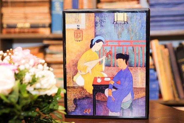 Tái hiện chợ sách - một nét văn hóa của Hà Nội xưa - 1