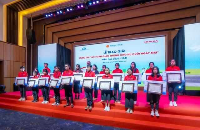 Honda Việt Nam nỗ lực giảm tai nạn giao thông ở lứa tuổi học sinh - 2
