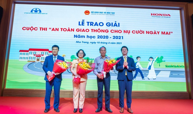 Honda Việt Nam nỗ lực giảm tai nạn giao thông ở lứa tuổi học sinh - 4