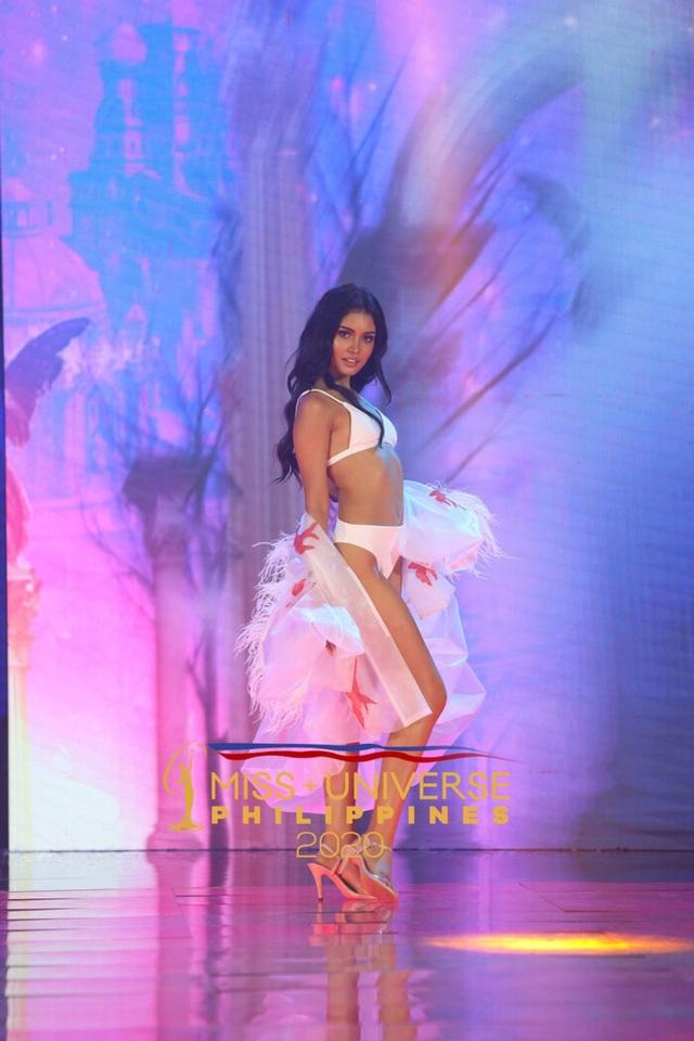 Vẻ đẹp lai nóng bỏng của ứng viên sáng giá tại Hoa hậu Hoàn vũ 2020 - 3