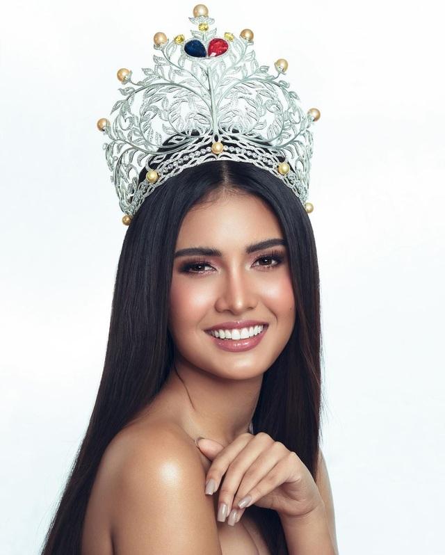 Vẻ đẹp lai nóng bỏng của ứng viên sáng giá tại Hoa hậu Hoàn vũ 2020 - 1