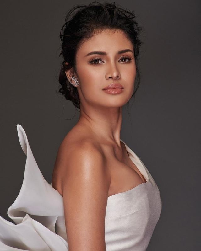 Vẻ đẹp lai nóng bỏng của ứng viên sáng giá tại Hoa hậu Hoàn vũ 2020 - 10
