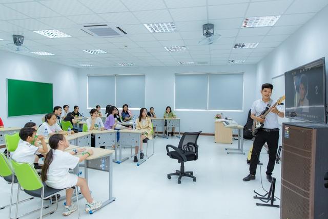 Tổ chức giáo dục FPT mở trường PTTH tại Bình Định - 2