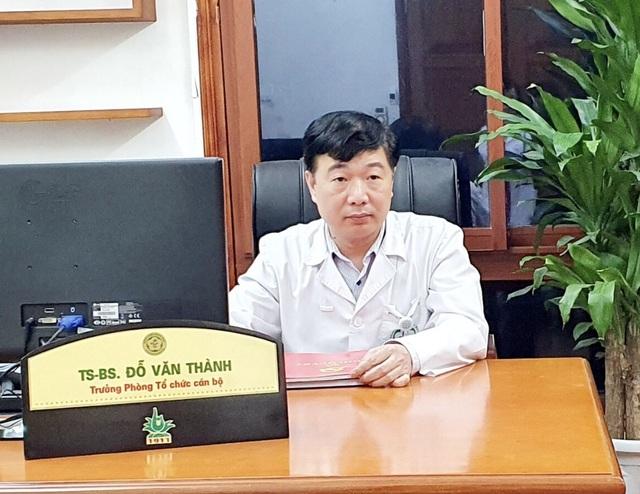 Bệnh viện Bạch Mai: Thông tin GS Nguyễn Quang Tuấn bị bắt không đúng - 1