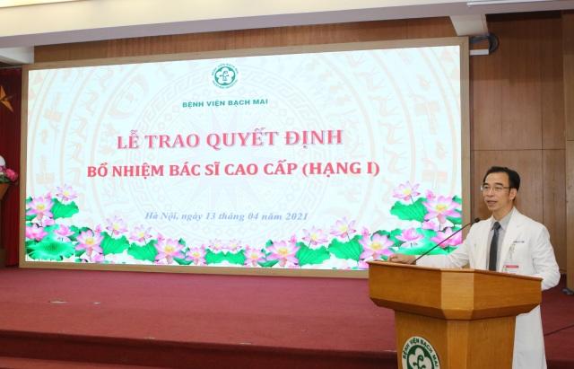 Bệnh viện Bạch Mai: Thông tin GS Nguyễn Quang Tuấn bị bắt không đúng - 2