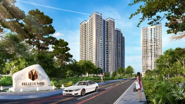 95% căn hộ đã có chủ - Sức hút mãnh liệt của dự án Feliz Homes - 2