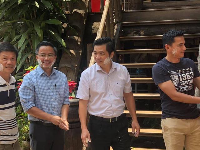 HLV Kiatisuk đón Tết cổ truyền Thái Lan tại Gia Lai - 6
