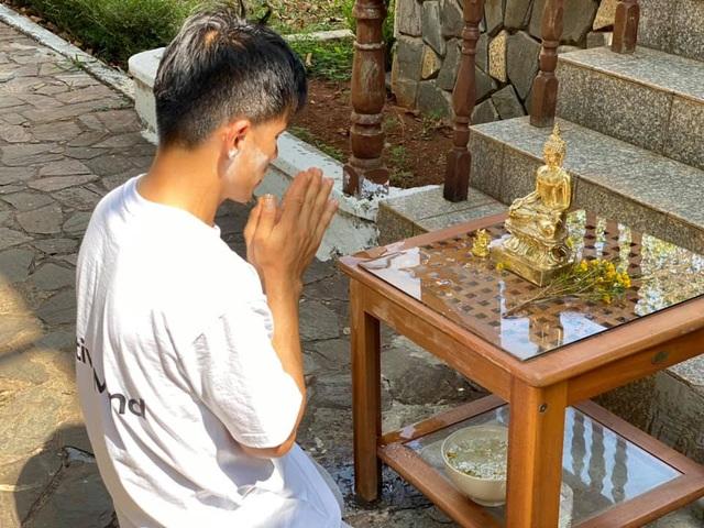 HLV Kiatisuk đón Tết cổ truyền Thái Lan tại Gia Lai - 2