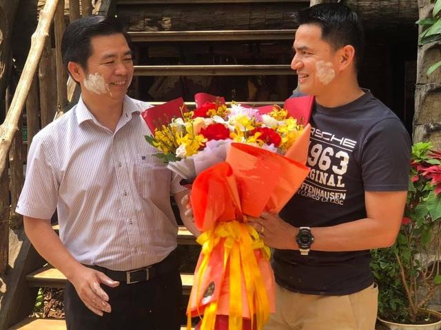 HLV Kiatisuk đón Tết cổ truyền Thái Lan tại Gia Lai - 7