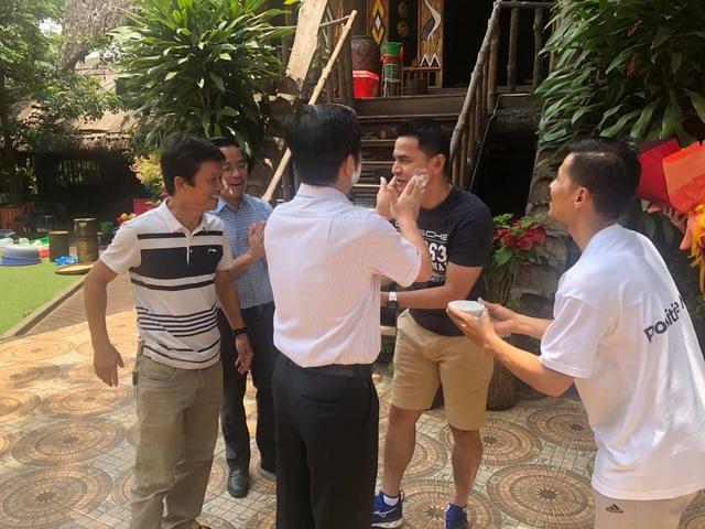HLV Kiatisuk đón Tết cổ truyền Thái Lan tại Gia Lai - 5