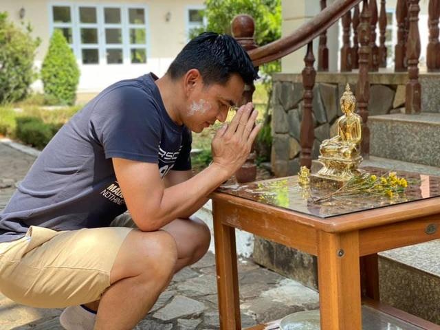 HLV Kiatisuk đón Tết cổ truyền Thái Lan tại Gia Lai - 1