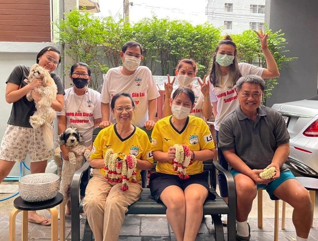 HLV Kiatisuk đón Tết cổ truyền Thái Lan tại Gia Lai - 3