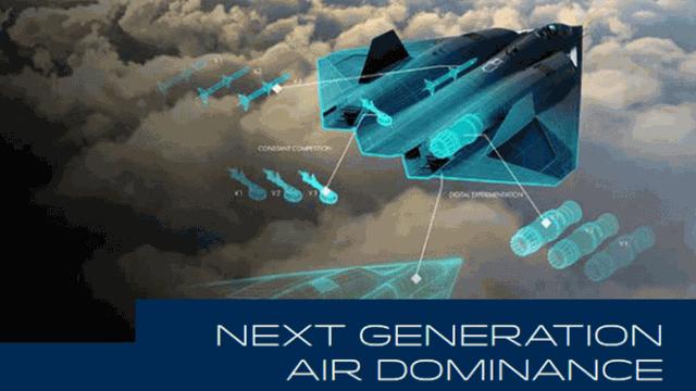 Mỹ tiết lộ thiết kế của máy bay chiến đấu thế hệ 6 - 1