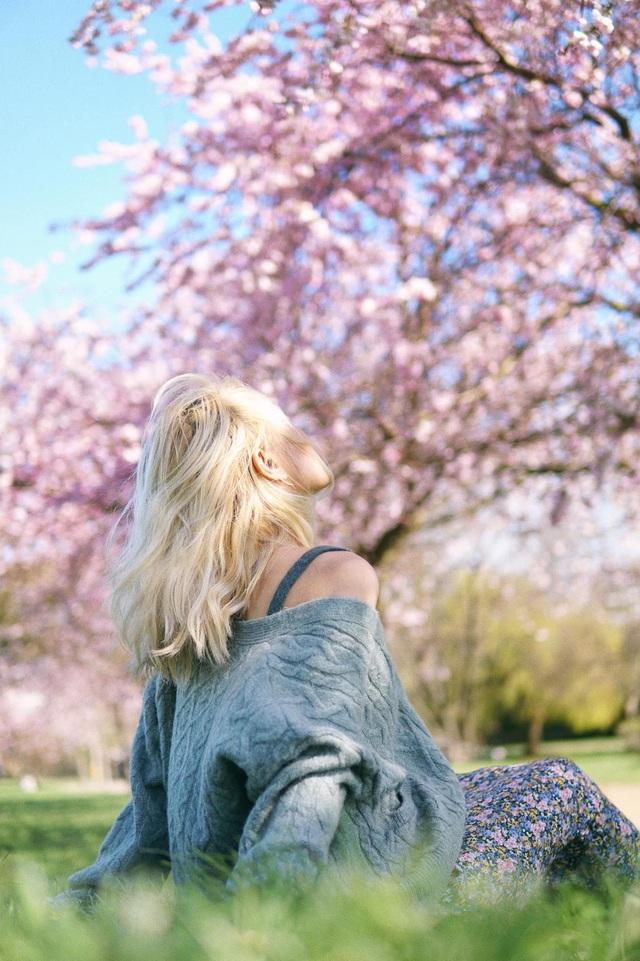 Mùa hoa anh đào đẹp nao lòng qua góc nhìn nữ sinh Việt tại Anh - 8