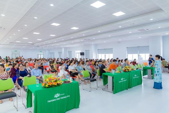 Tổ chức giáo dục FPT mở trường PTTH tại Bình Định - 1
