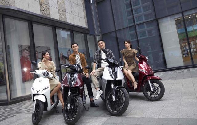 Xe máy điện VinFast Feliz chinh phục giới trẻ Việt - 1