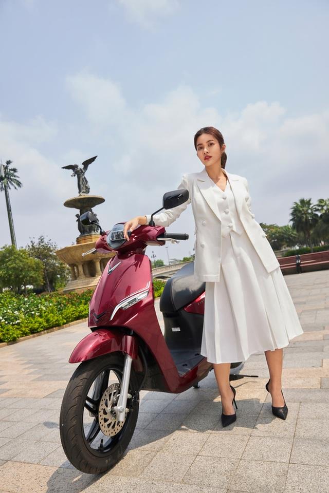 Xe máy điện VinFast Feliz chinh phục giới trẻ Việt - 2
