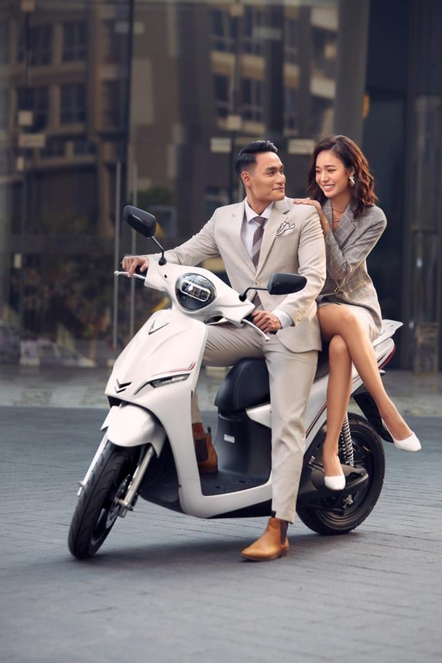 Xe máy điện VinFast Feliz chinh phục giới trẻ Việt - 3