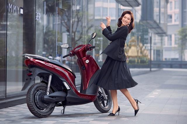 Xe máy điện VinFast Feliz chinh phục giới trẻ Việt - 4