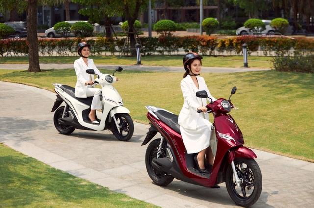 Xe máy điện VinFast Feliz chinh phục giới trẻ Việt - 5