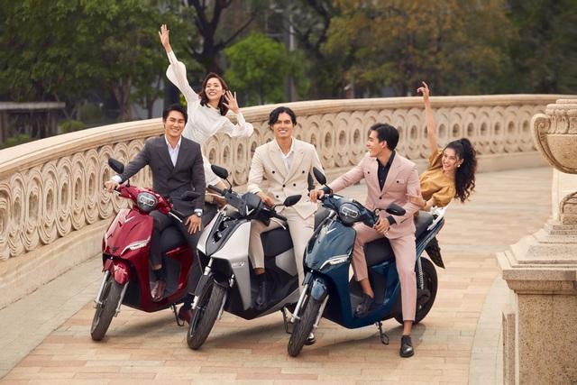 Xe máy điện VinFast Feliz chinh phục giới trẻ Việt - 7
