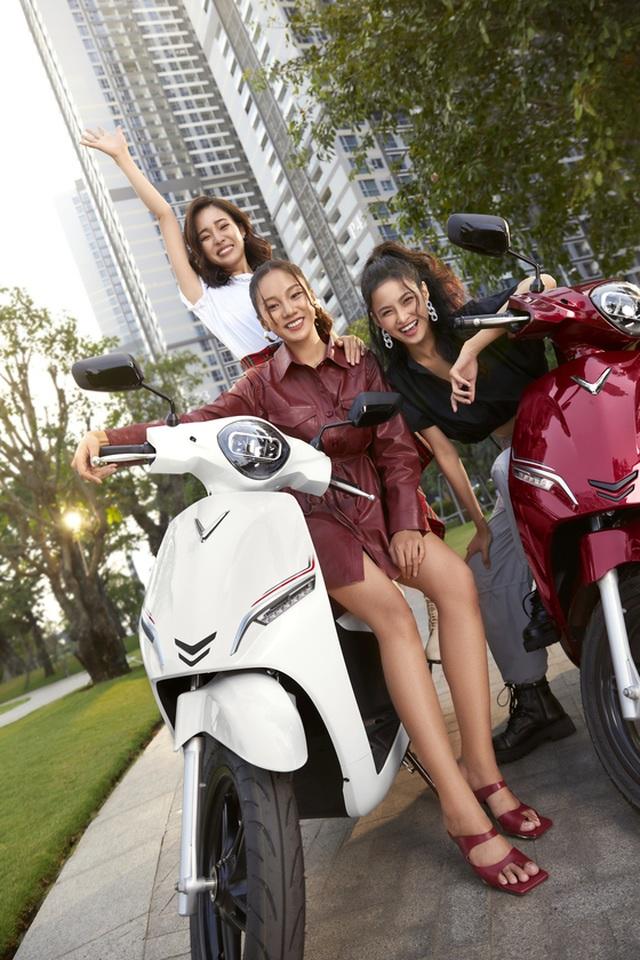 Xe máy điện VinFast Feliz chinh phục giới trẻ Việt - 8