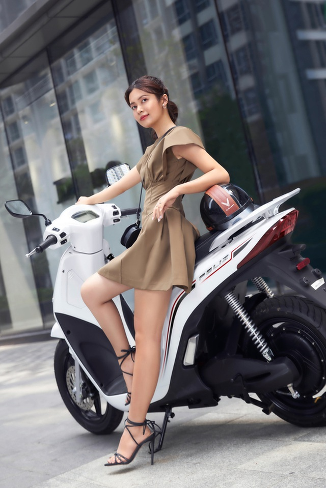 Xe máy điện VinFast Feliz chinh phục giới trẻ Việt - 9