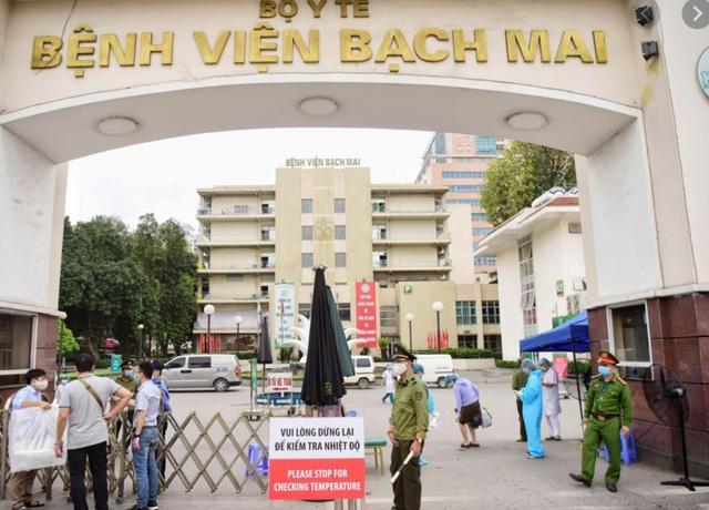 Giám đốc BV Bạch Mai lên tiếng vụ 100 đơn xin nghỉ việc - 1