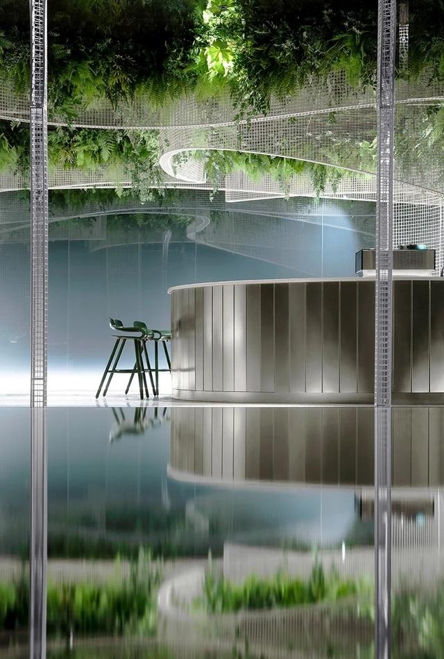 Khu vườn bay thơ mộng ẩn mình trong quán cà phê giữa lòng phố - 5