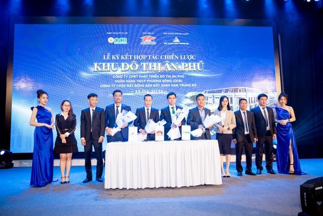 Đất Xanh Nam Trung Bộ bắt tay hợp tác dự án nghìn tỷ tại Buôn Ma Thuột - 1