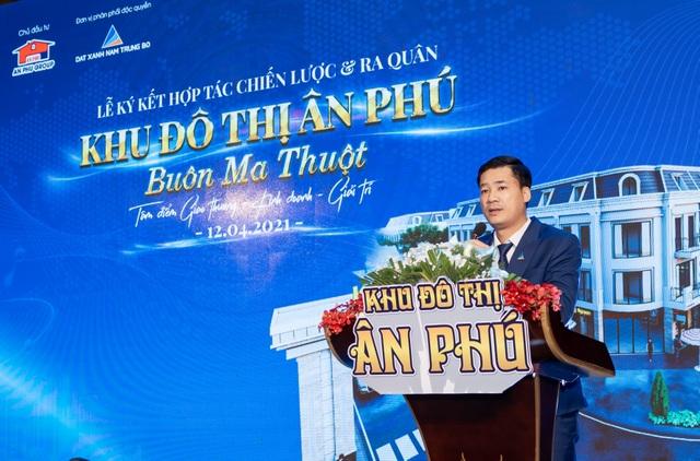 Đất Xanh Nam Trung Bộ bắt tay hợp tác dự án nghìn tỷ tại Buôn Ma Thuột - 2
