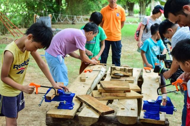 ParkCity Hanoi tổ chức Ngày tái chế xanh bảo vệ môi trường - 2