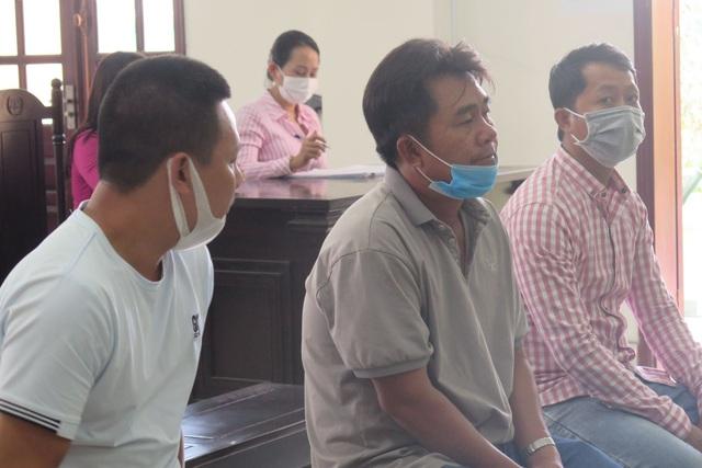 Lần đầu tiên xét xử vụ án gây ô nhiễm môi trường ở TPHCM  - 1