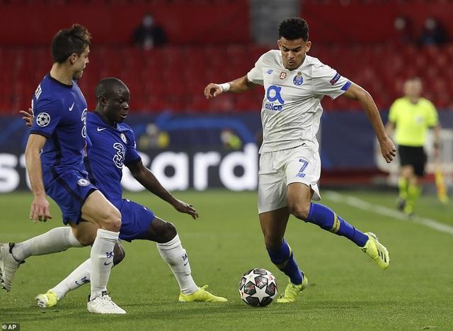 Thua bởi siêu phẩm của sao Iran, Chelsea vẫn vào bán kết Champions League - 2