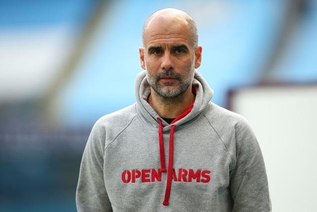 Guardiola đứng trước thời khắc lịch sử tại Man City - 2