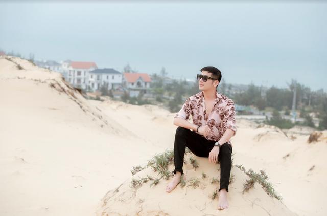 Trần Nguyên Thắng mời Huyền Trang hát ca khúc về Quảng Bình