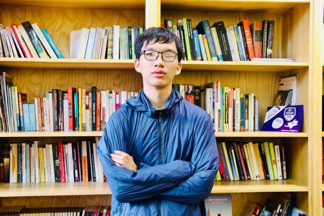Chàng trai Olympic thiên văn học gõ cửa thành công ĐH danh giá thế giới - 3