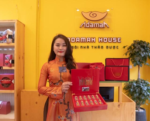 Tăng cường sức khỏe bằng sản phẩm đông trùng hạ thảo của Adamah House - 3