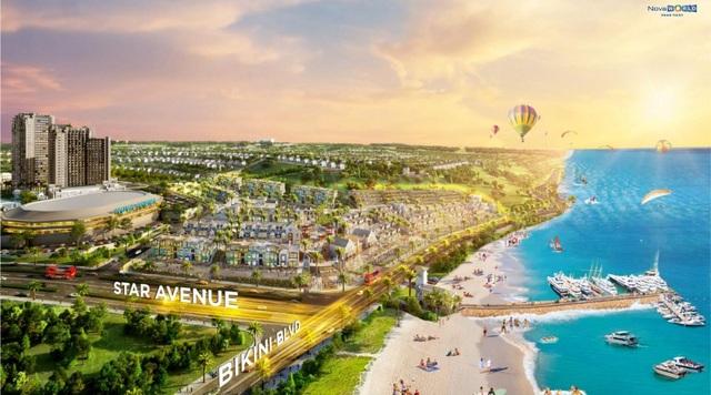 Đón sóng hạ tầng, bất động sản Phan Thiết cất cánh - 3