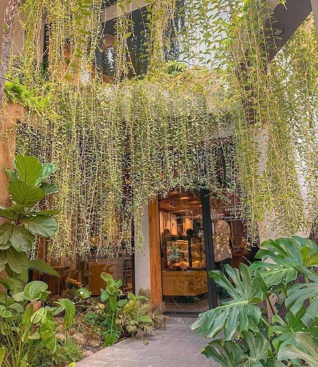 Tránh nắng ở những quán cà phê tràn ngập cây xanh giữa lòng Thủ đô - 6