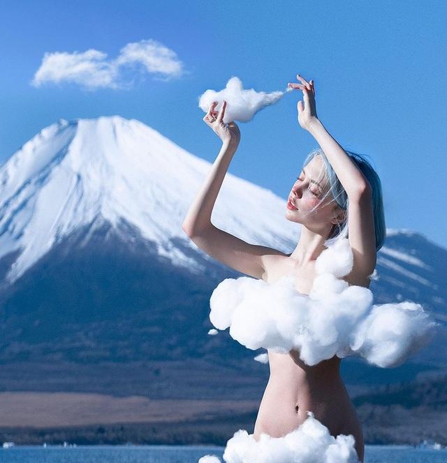 Hot girl Nga phá cách với loạt ảnh ý tưởng dị nhưng rất cuốn hút - 9