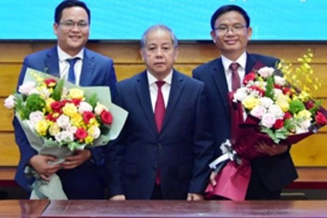Thành phố Huế có Phó Chủ tịch mới - 3