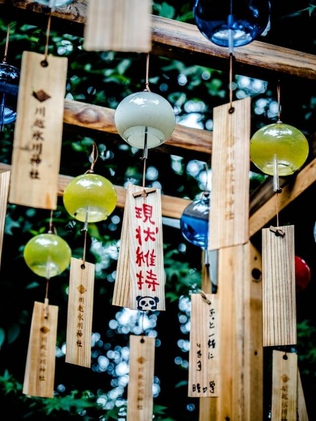 Lễ hội chuông gió gọi mùa hè ở Nhật Bản - 4
