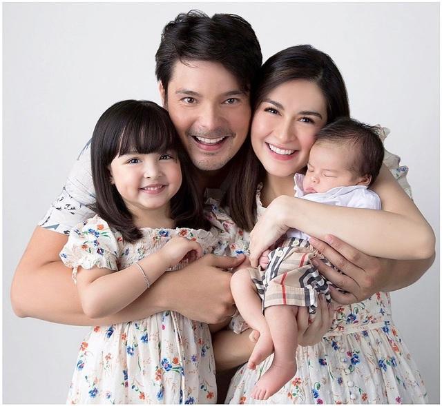 Gia đình sở hữu toàn nhan sắc cực phẩm của mỹ nhân đẹp nhất Philippines - 13