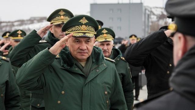 Chảo lửa Ukraine tăng nhiệt, Nga tuyên bố quân đội sẵn sàng chiến đấu - 1